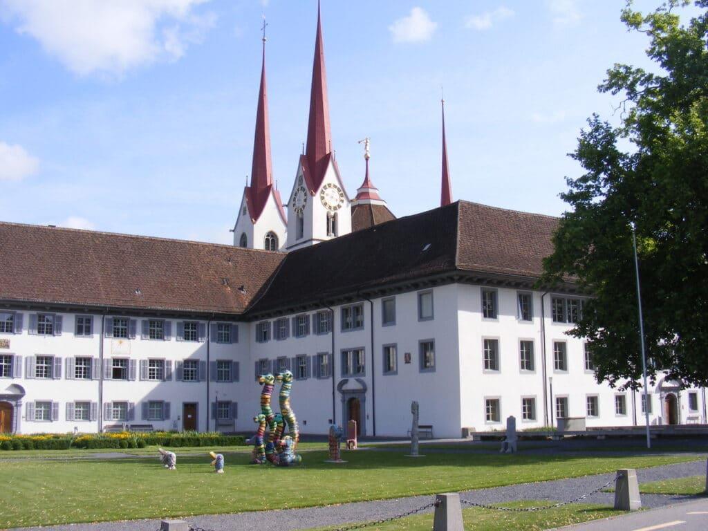 Bild Kloster Muri